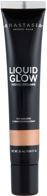 Liquid Glow - Peach Fizz (amber gold)