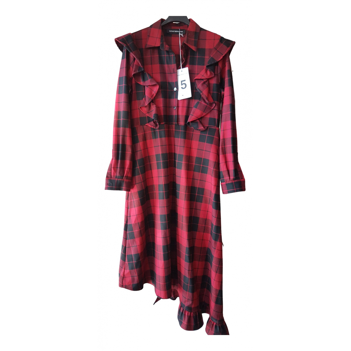 Department 5 - Robe   pour femme - rouge