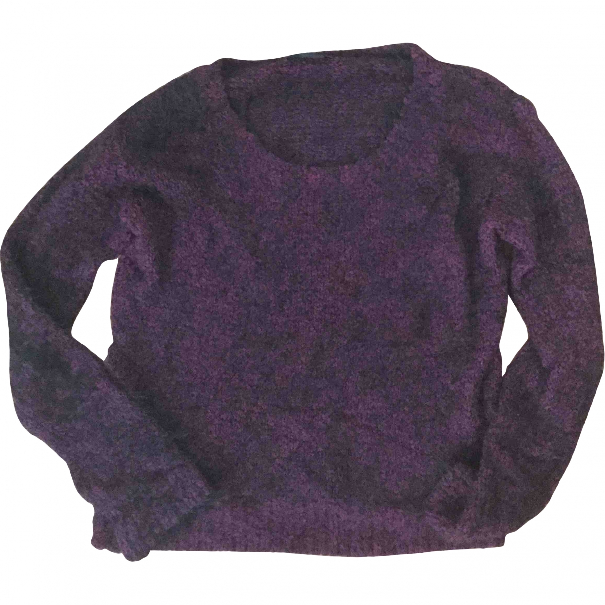 The Kooples \N Pullover in  Lila Polyester