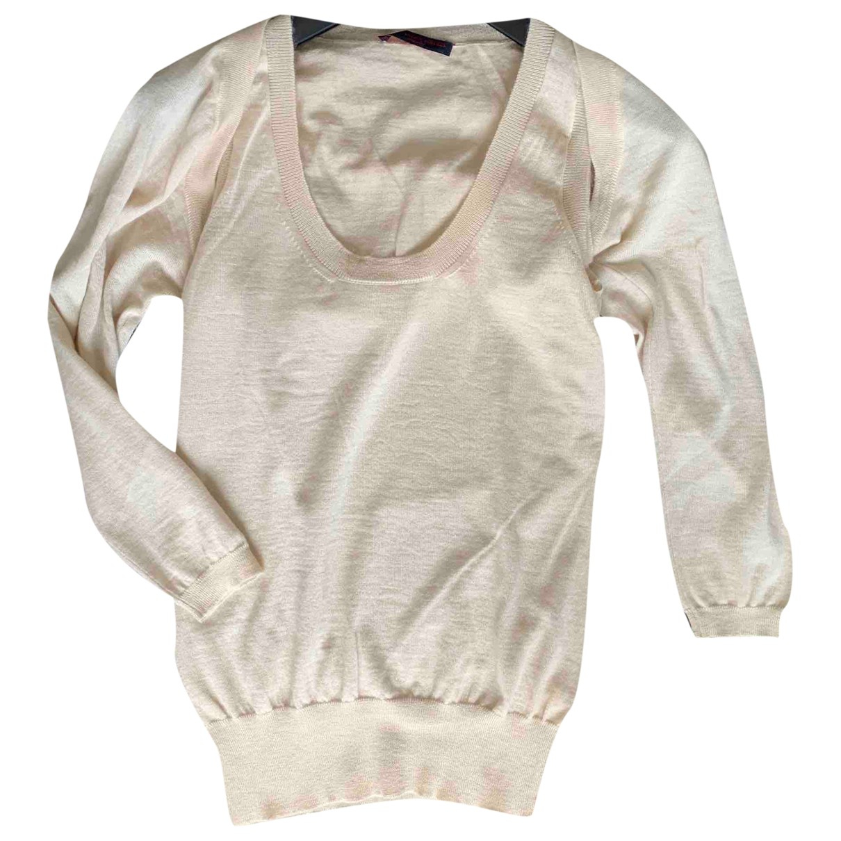 Alexander Mcqueen \N Beige Cashmere Knitwear for Women S International