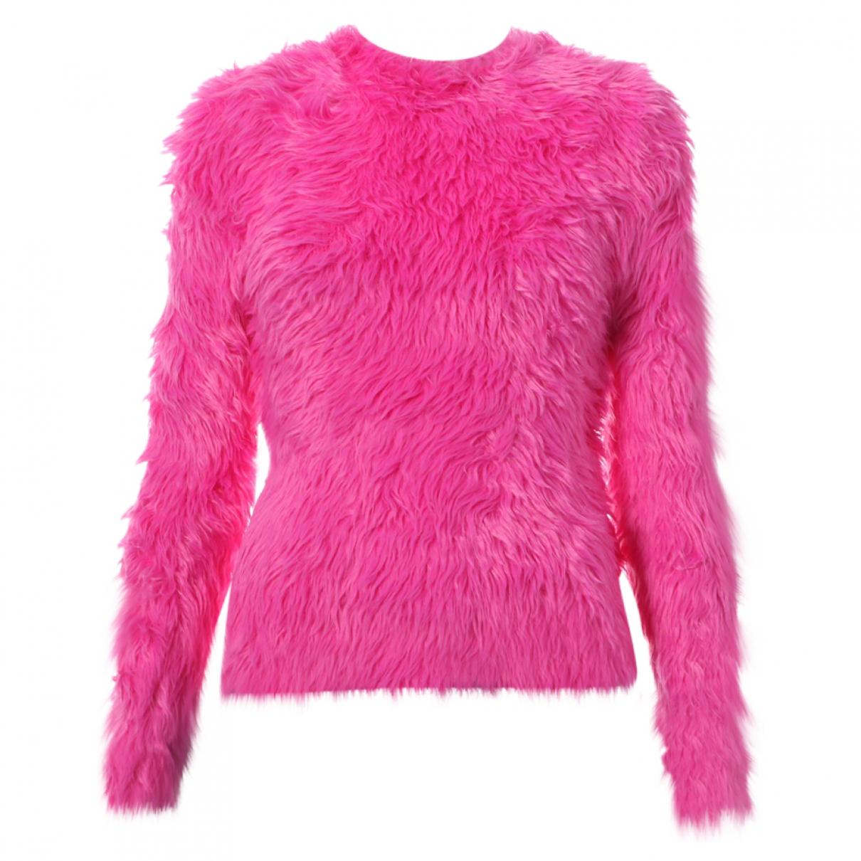 Balenciaga - Pull   pour femme - rose