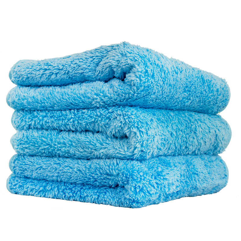 Shaggy Fur-Ball Towel For Car Washs 3 Pack - Chemical Guys