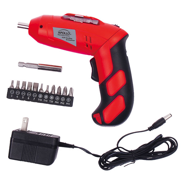 4.8V Rechargeable Cordless Screwdriver