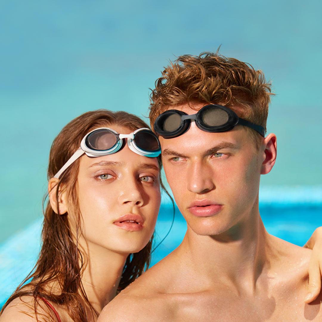TOSWIM Professional Training Swimming Goggles