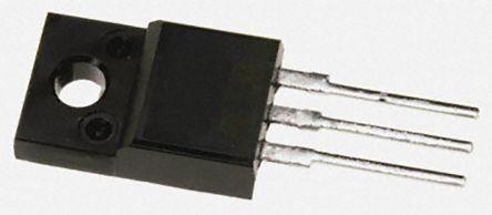 STMicroelectronics 45V 30A, Dual Schottky Diode, 3-Pin TO-220ABFP STPS30L45CFP