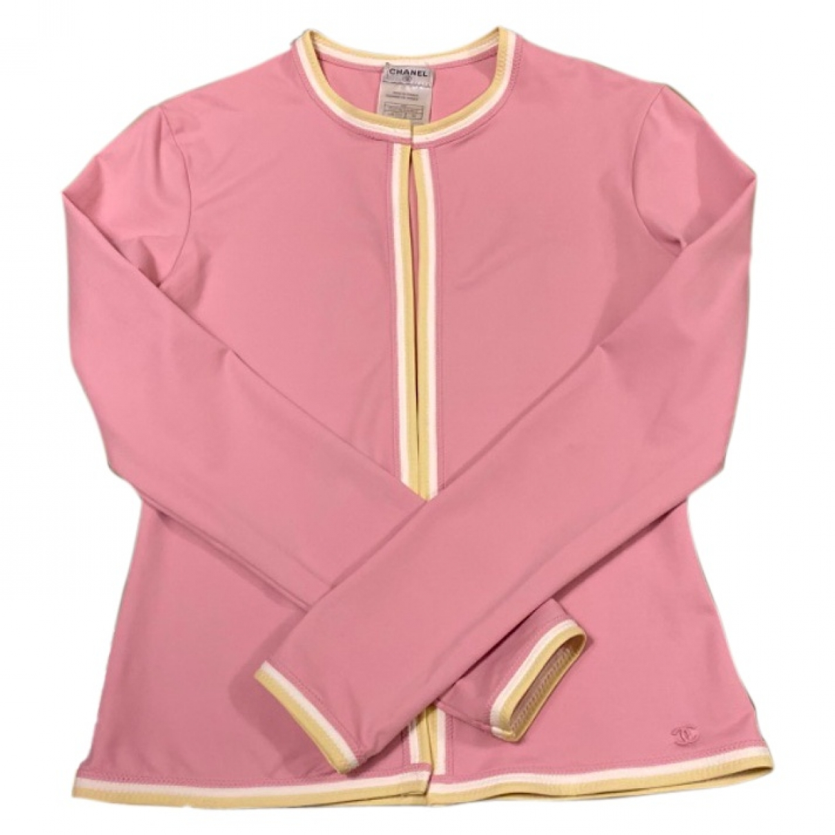 Chanel \N Pink jacket for Women 38 FR