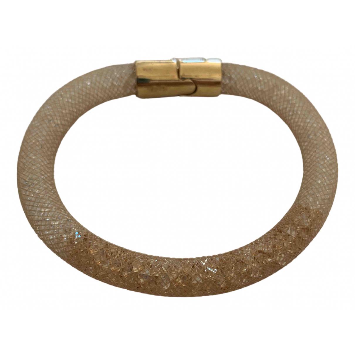 Swarovski Nirvana Armband in  Gold Metall