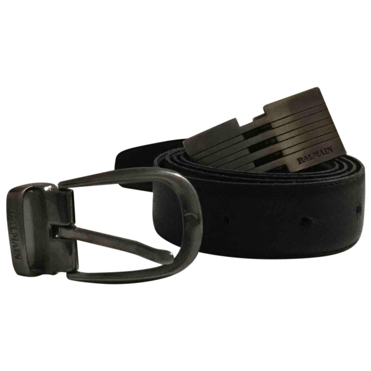 Cinturon de Cuero Balmain