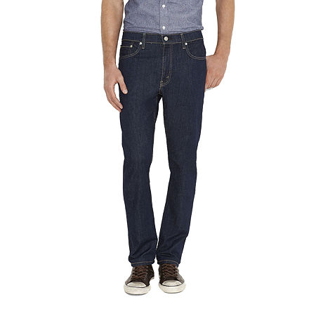 Levi's Mens 513 Stretch Slim Fit Jean, 31 30, Blue