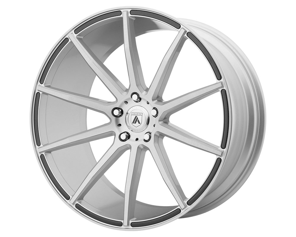 Asanti ABL20-22905232SL Black ABL-20 Aries Wheel 22x9 5x5x120 +32mm Brushed Silver