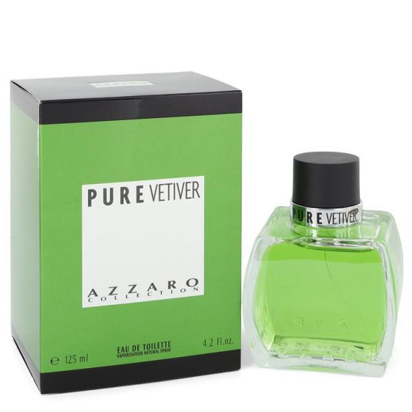 Azzaro Pure Vetiver - Loris Azzaro Eau de Toilette Spray 125 ml