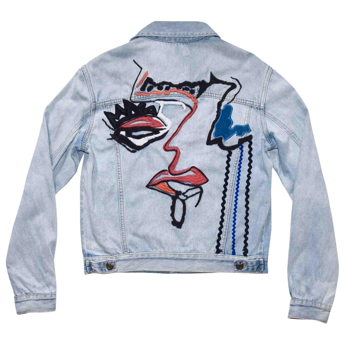 Pinko \N Denim - Jeans jacket for Women 40 IT