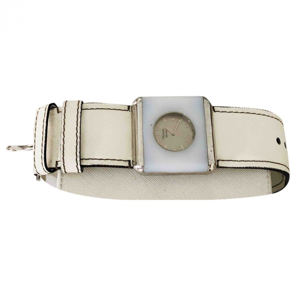 Prada \N Steel watch for Women \N