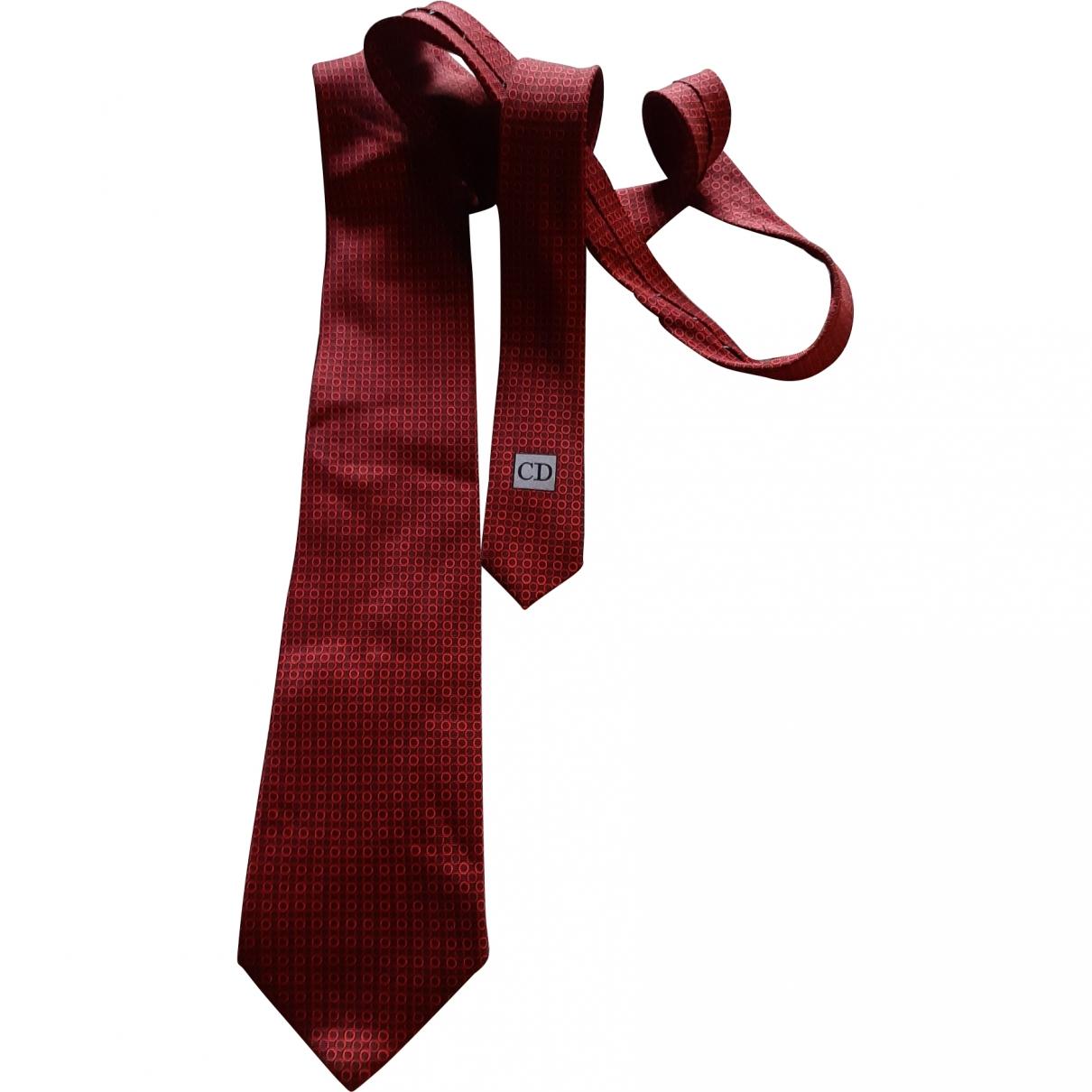 Dior Homme - Cravates   pour homme en soie - multicolore