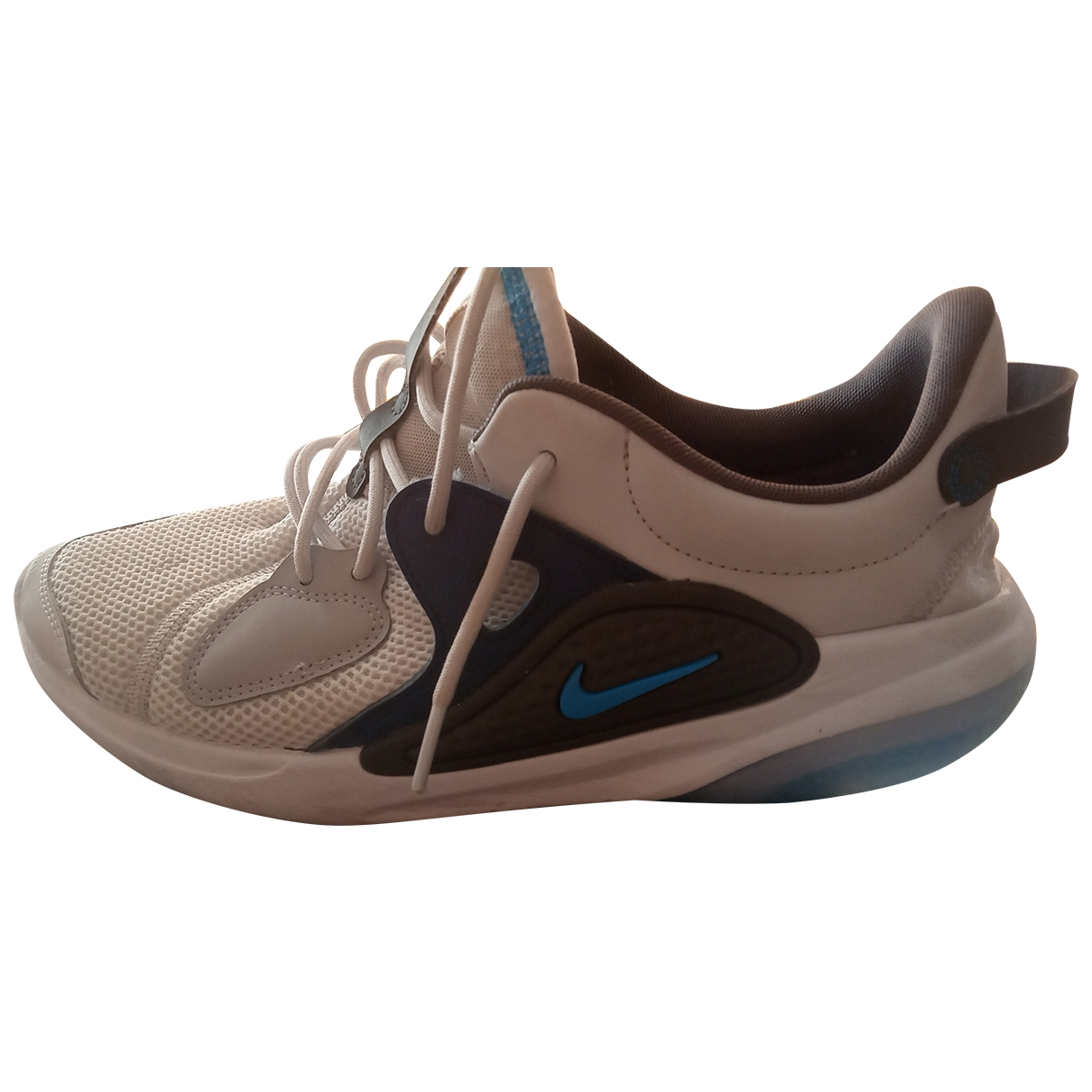 Nike \N Sneakers in  Grau Polyester