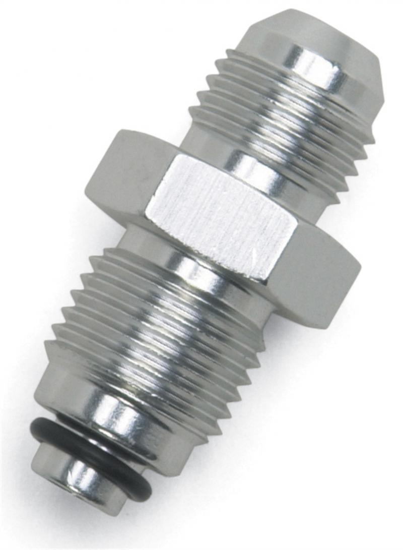 Russell Adapter Fitting; Power Steering; PowerFlex; Straight;-6 x (16MM-1.5 O-ring); End