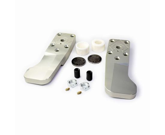Artec Industries HS6021 Aluminum Ultimate Dana 60 High Steer Arms 5-hole Pair