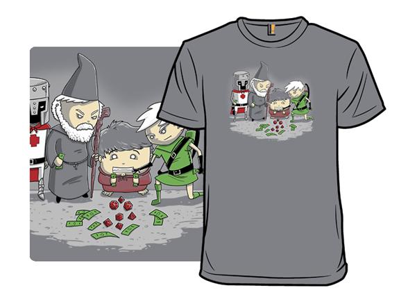 Dice Game T Shirt