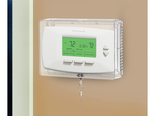 Honeywell Tamper-proof Thermostat Guard