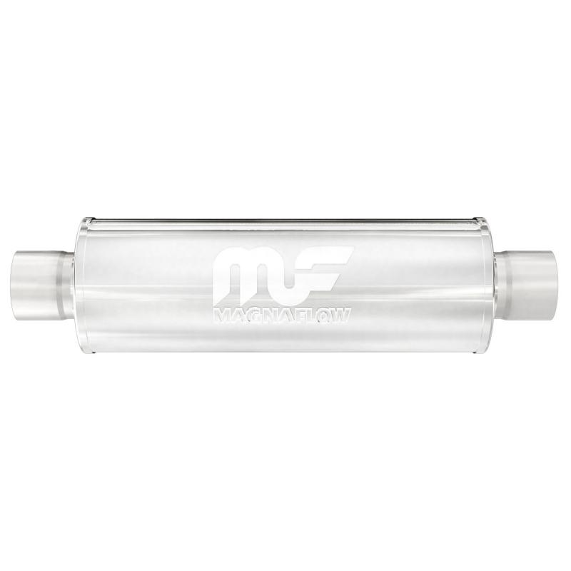 MagnaFlow 14715 Exhaust Products Universal Performance Muffler - 2.25/2.25