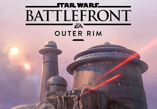 Star Wars Battlefront - Outer Rim DLC US PS4 CD Key