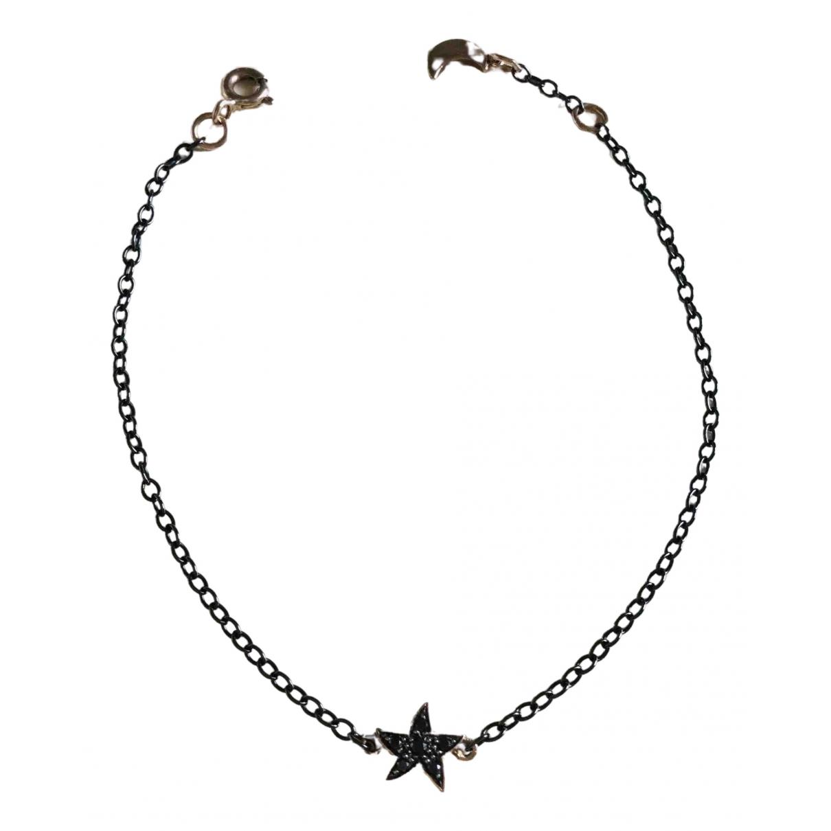 Dodo Pomellato - Bracelet Etoile pour femme en argent - noir