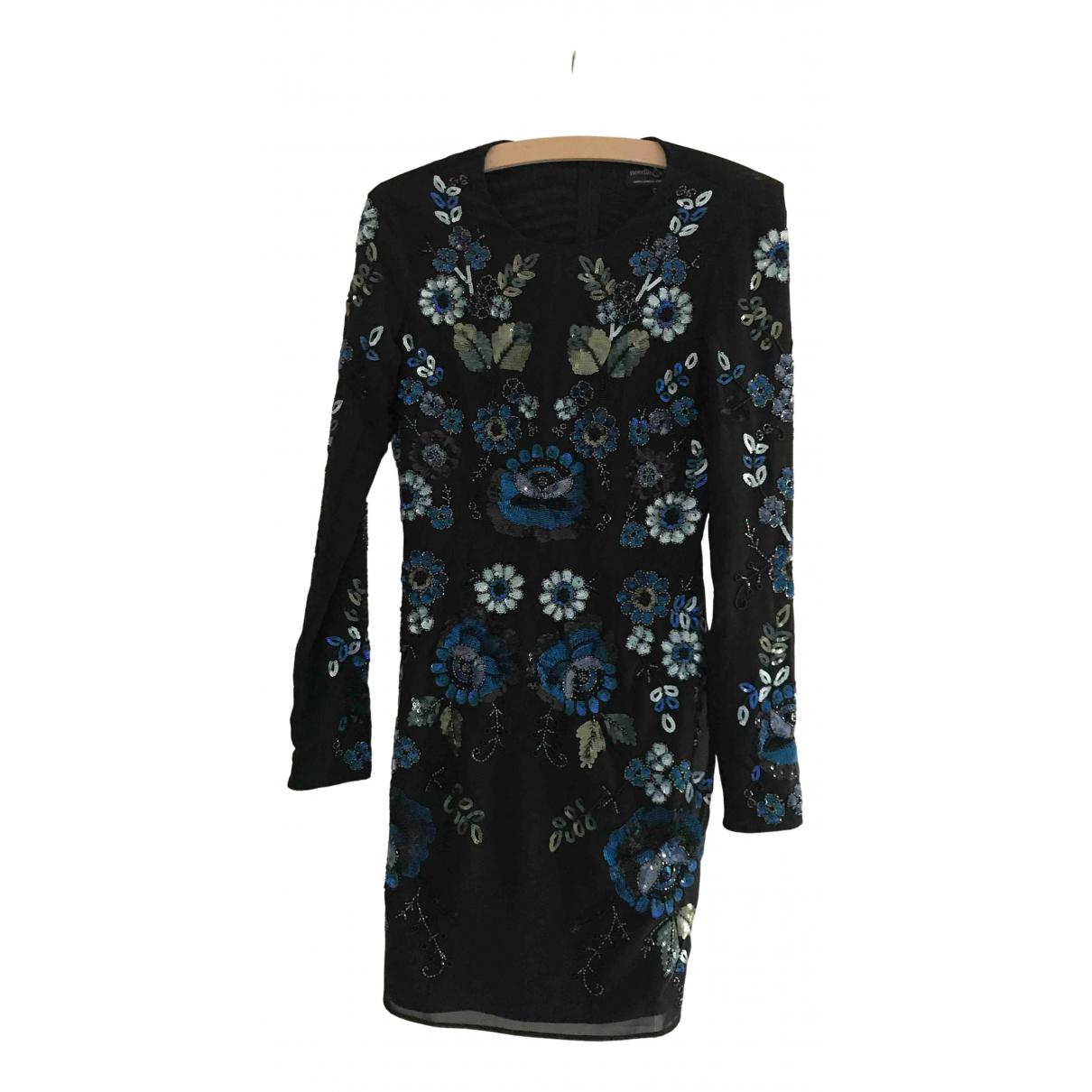 Needle & Thread \N Kleid in  Schwarz Polyester