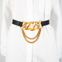 Chain Decor Belt