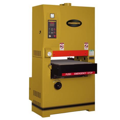 Powermatic 25# Wide Belt Sander, 15Hp 3PH 230/460V, with Dro