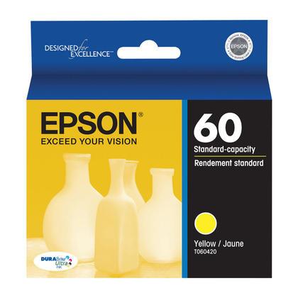 Epson T060420 cartouche dencre originale jaune