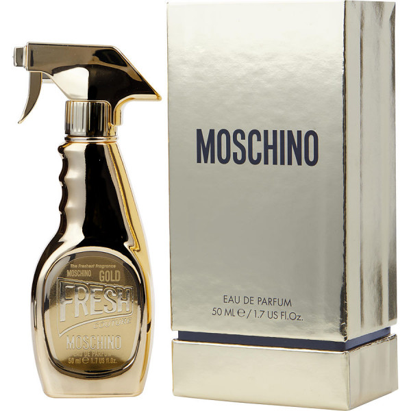 Moschino - Fresh Gold Couture : Eau de Parfum Spray 1.7 Oz / 50 ml