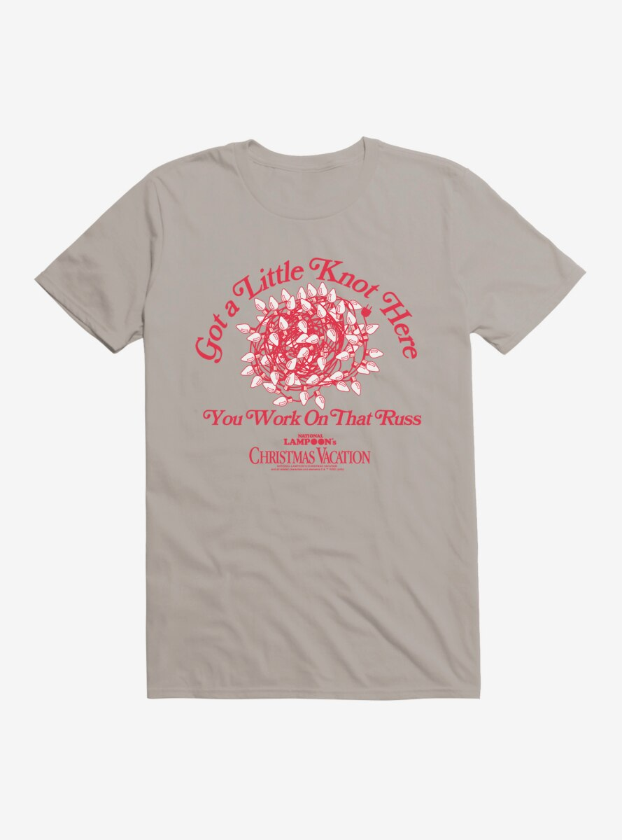 National Lampoon's Christmas Vacation Got A Knot Here T-Shirt