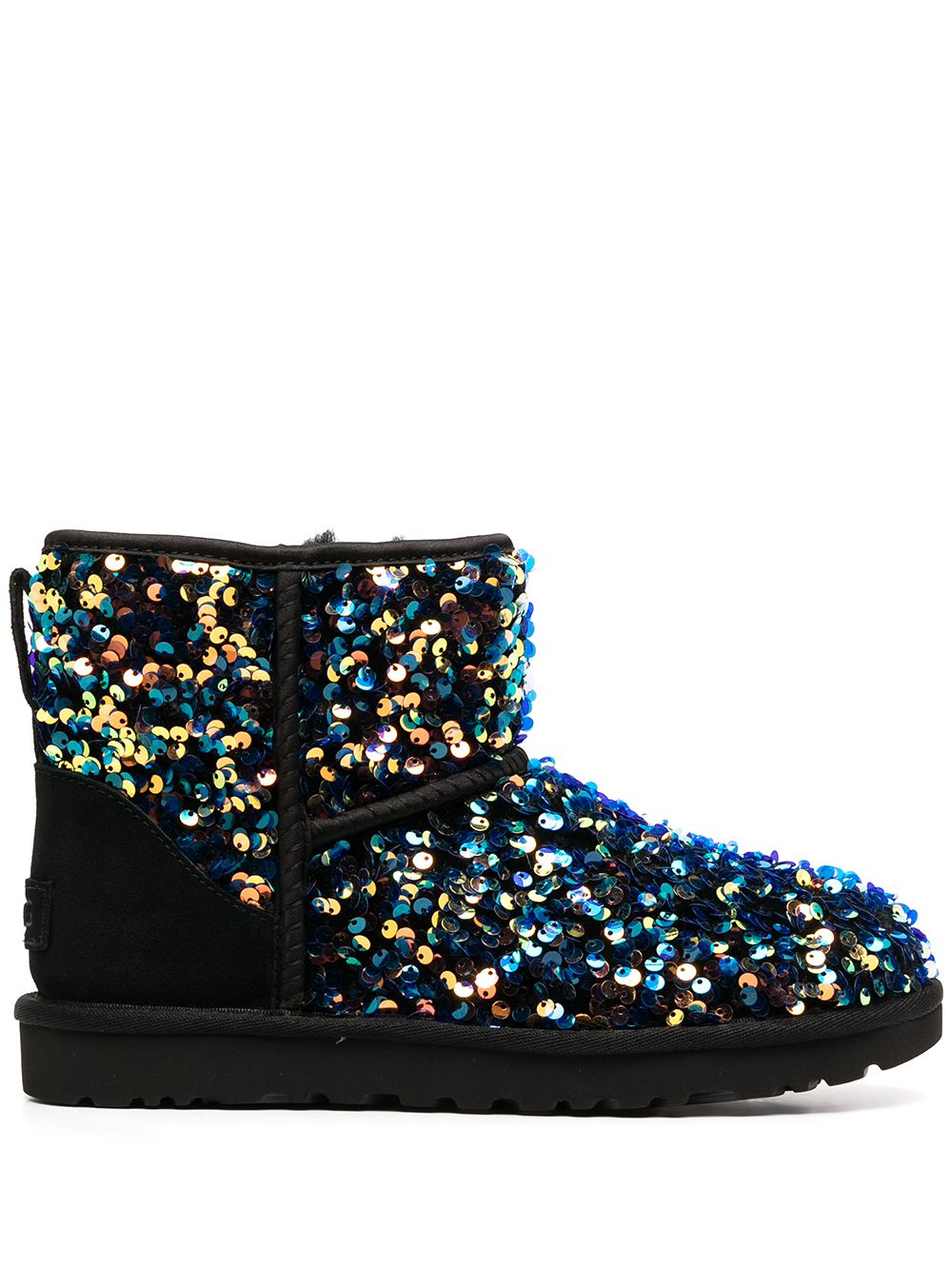 <strong>mini Classic Stellar Sequin Boots</strong>
