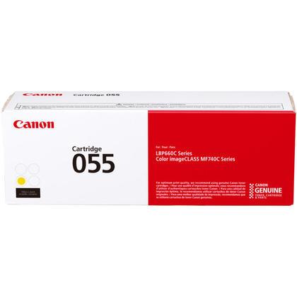 Canon i-SENSYS LBP664Cx Original Yellow Toner Cartridge, Standard Capacity