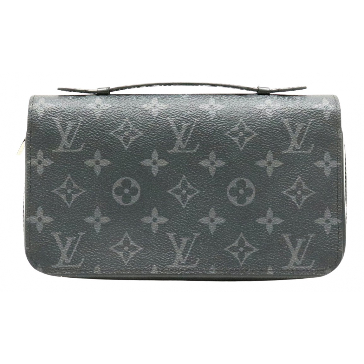 Louis Vuitton Zippy XL Black Cloth Small bag, wallet & cases for Men N