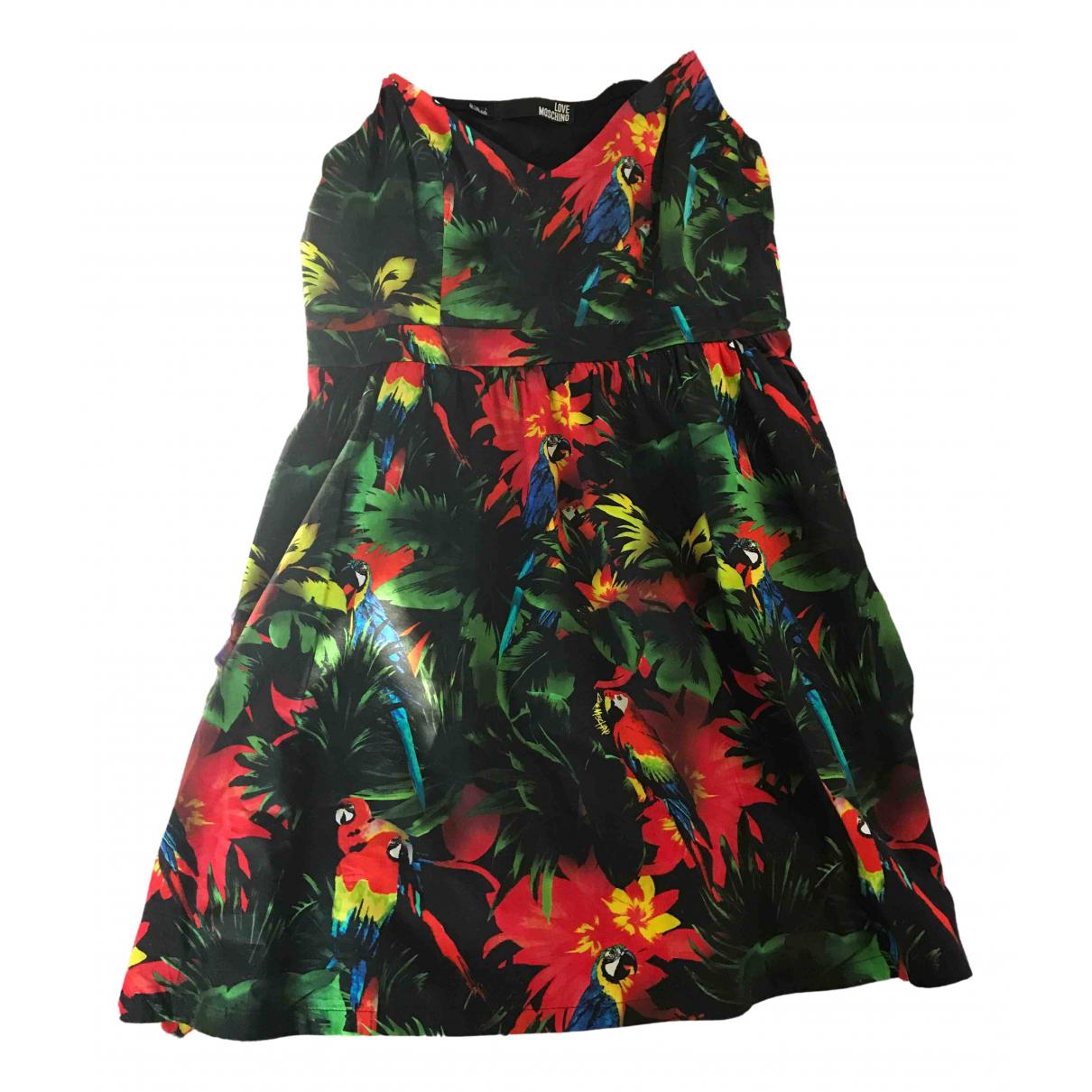 Moschino Love \N Kleid in Baumwolle