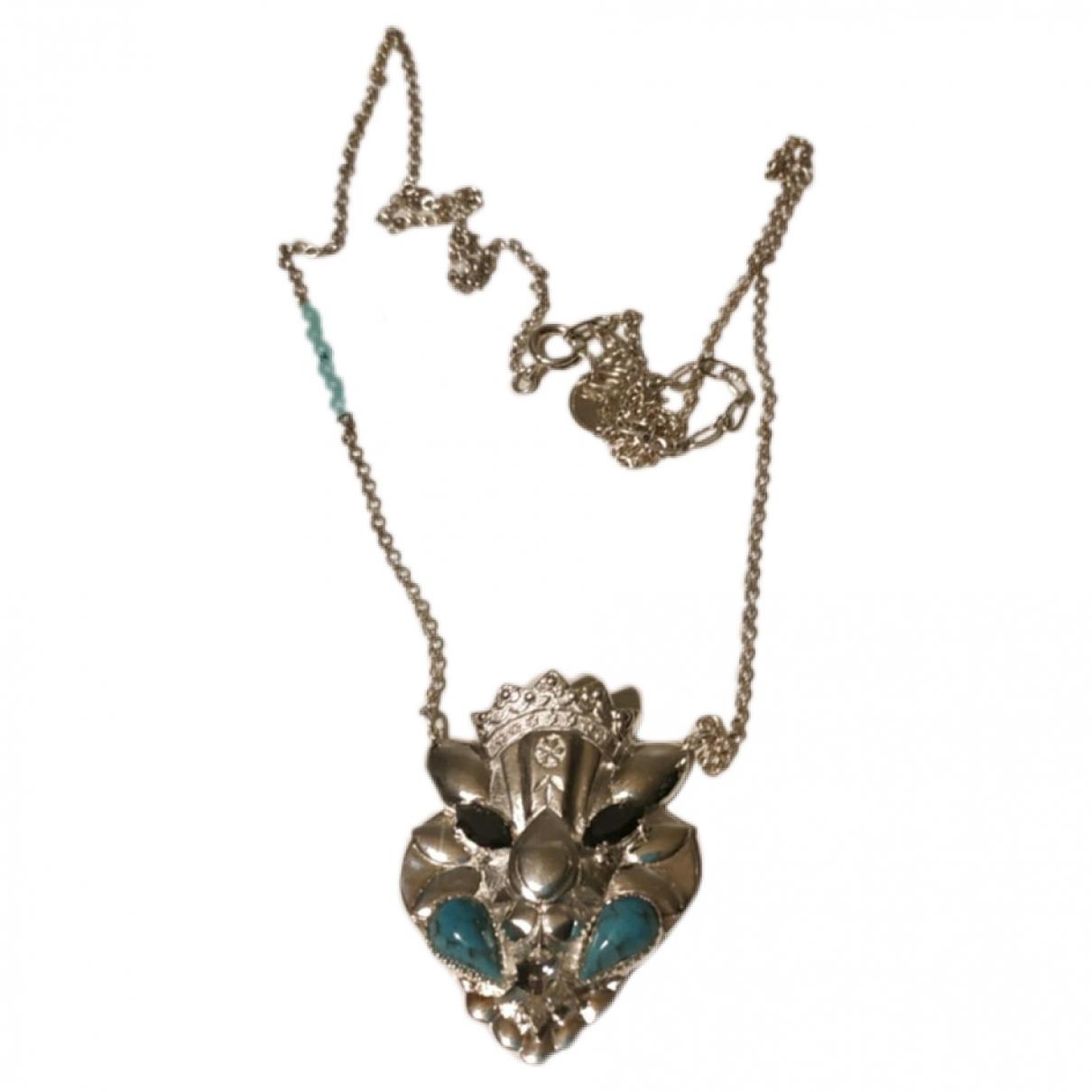 Reminiscence \N Halskette in  Silber Silber