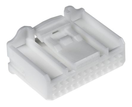 TE Connectivity , MULTILOCK 025 Female Connector Housing, 2.2mm Pitch, 24 Way, 2 Row (100)