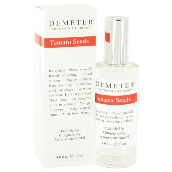 Tomato Seeds - Demeter Eau de Cologne Spray 120 ML