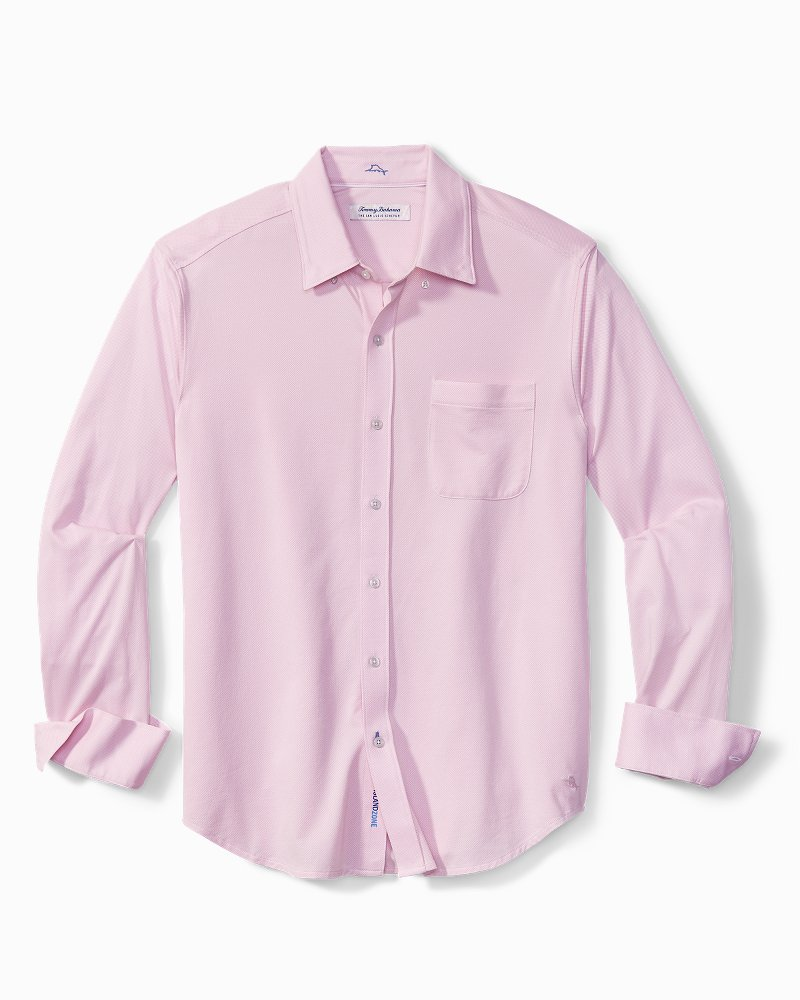 Big & Tall San Lucio Stretch Shirt