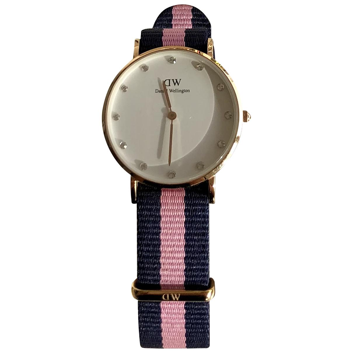Reloj de Oro rosa Daniel Wellington