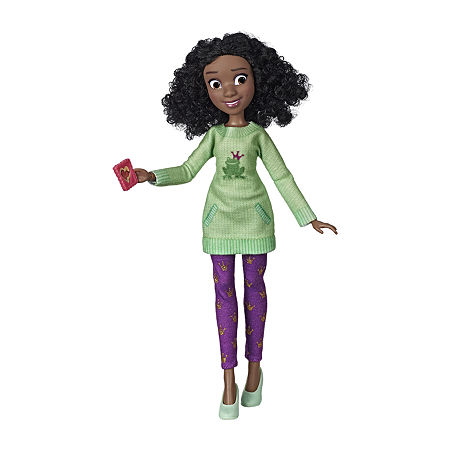 Hasbro Disney Princess Comfy Squad Tiana, One Size , No Color Family