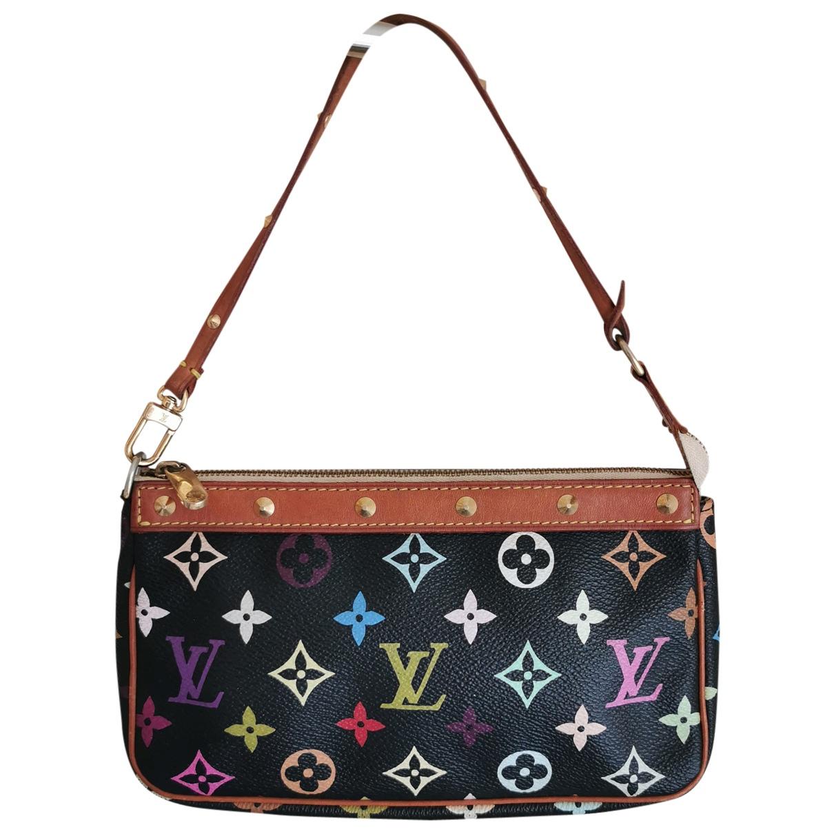 Louis Vuitton - Pochette Pochette Accessoire pour femme en toile - multicolore