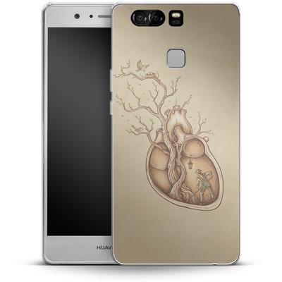 Huawei P9 Silikon Handyhuelle - Tree Of Life von Enkel Dika