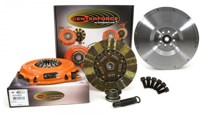 Centerforce KDF148174 Dual Friction(R), Clutch and Flywheel Kit Jeep Wrangler 2007-2011 3.8L V6 Manual