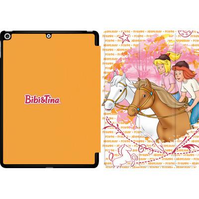 Apple iPad 9.7 (2018) Tablet Smart Case - Bibi und Tina Abenteuer von Bibi & Tina