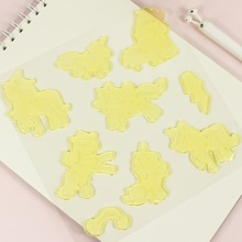 1sheet Cartoon Luminous Sticker