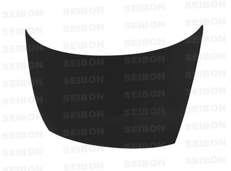 Seibon HD0607HDCV4D-OE Carbon Fiber OEM-Style Hood Honda Civic 4dr 06-07