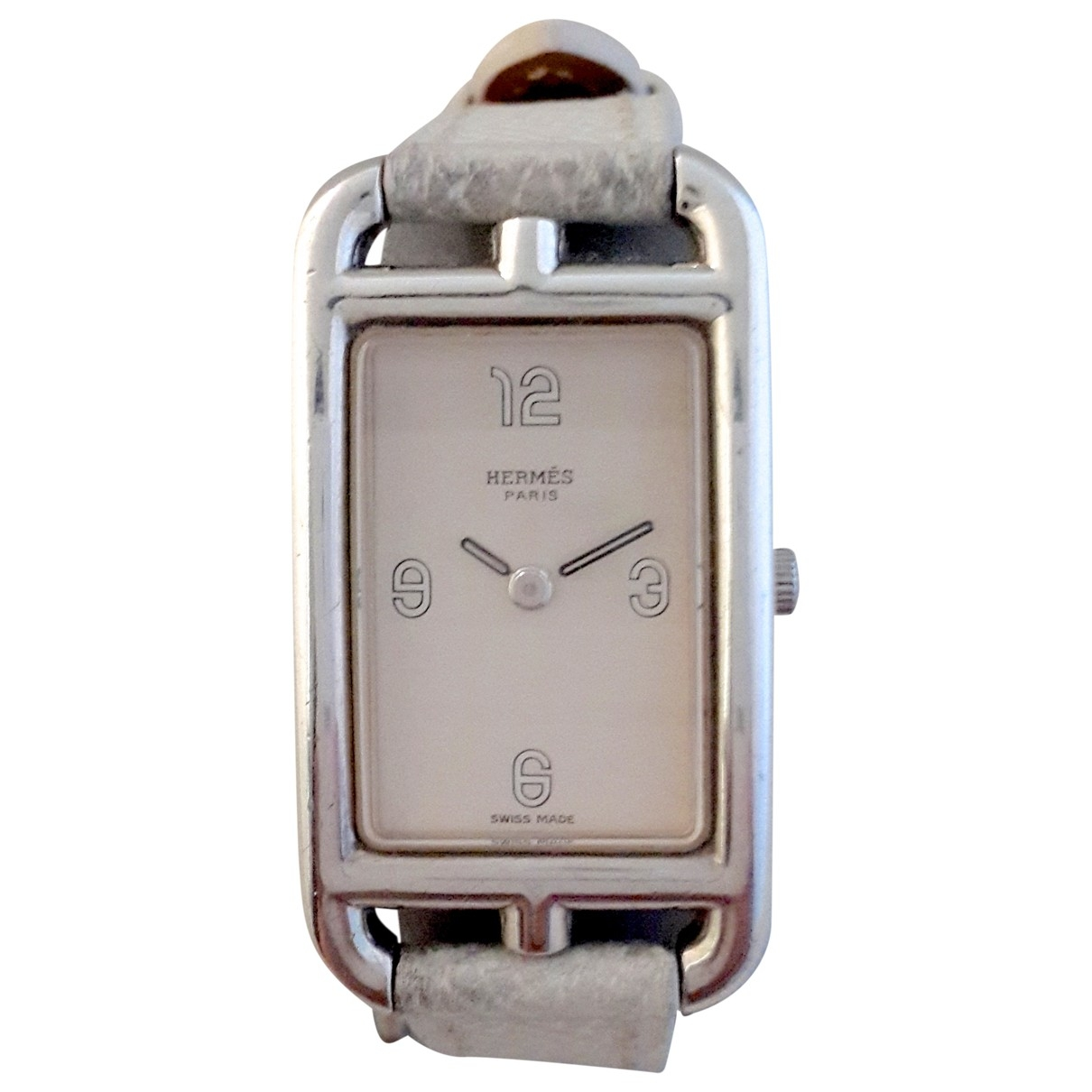 Reloj Nantucket de Plata Hermes