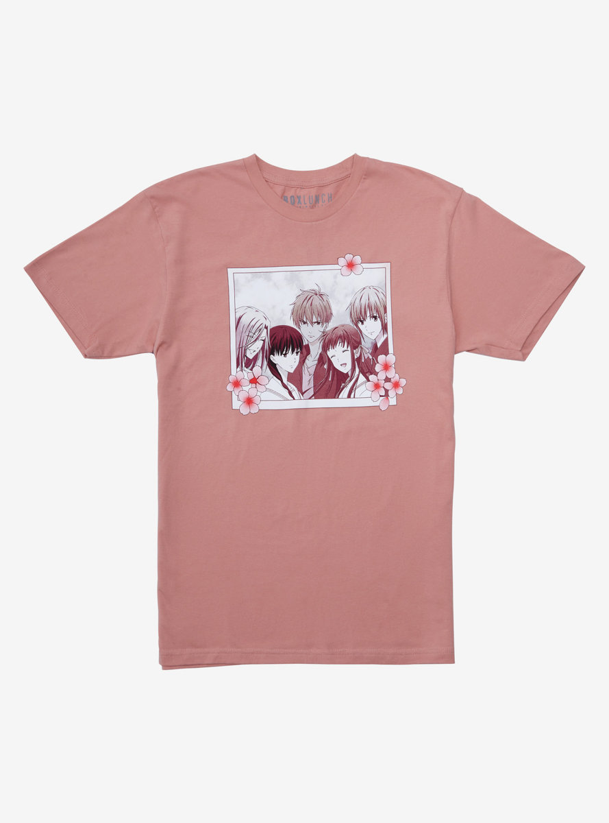 Fruits Basket Group Photo T-Shirt - BoxLunch Exclusive